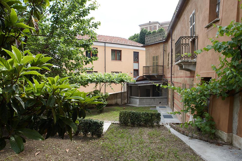 Villa fiorito casa giardino - Giardino fiorito torino ...